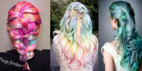 Mermaid Hairstyles For Short Hair | Hair