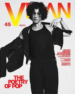 INYIM Media Cover StarBoy: Shawn Mendes Via, VMAN Magazine's Winter 2020/Spring 2021 Edition!