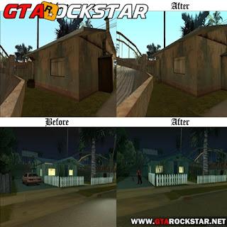 Pack de Correções e Melhorias para GTA SA