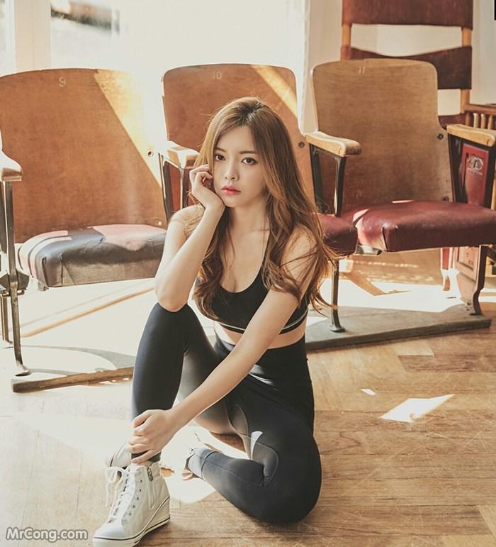 Người đẹp Jin Hee khoe dáng bốc lửa trong bộ ảnh nội y, bikini tháng 4/2017 (111 ảnh)