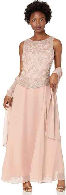 Gorgeous Pink Mother of The Groom Dresses