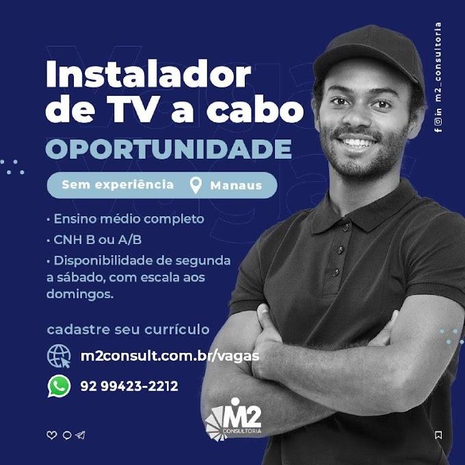INSTALADOR DE TV A CABO