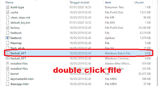 Asus Zenfone 4 Max (ZC520KL) Flashall_AFT