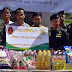 """กช.ราชบุรี มอบห้องสุขาและบ้านที่ปรับปรุง ตามโครงการ """"ทหารช่างช่วยชาวบ้าน"""""""