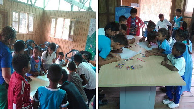 Corpoguajira en Hatonuevo educa en biodiversidad para la sostenibilidad