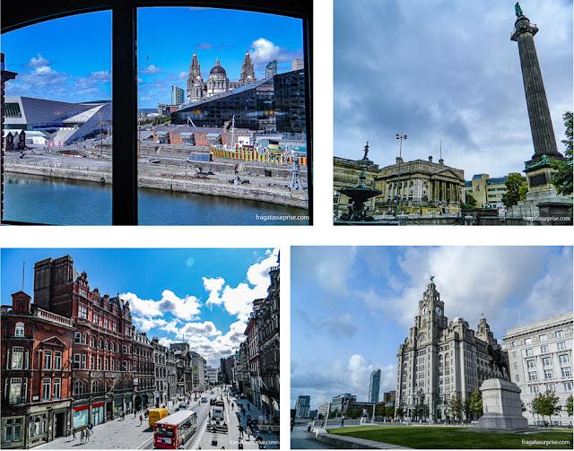 Atrações em Liverpool