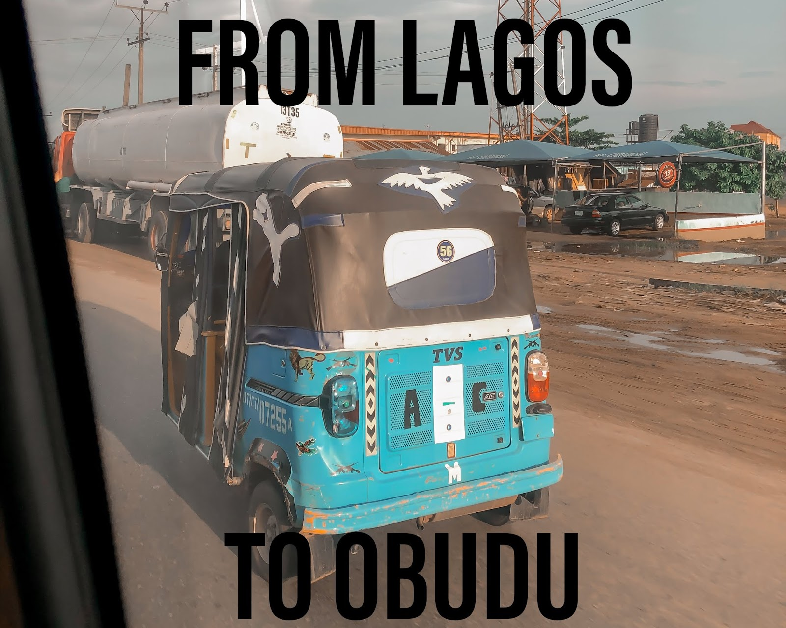 how to get to Obudu from Lagos