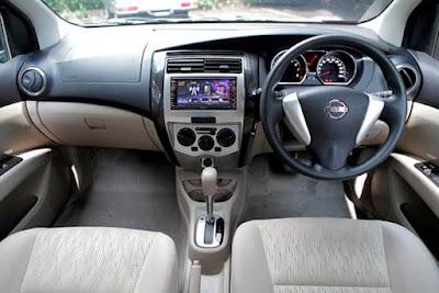 Spesifikasi dan Harga Nissan Grand Livina