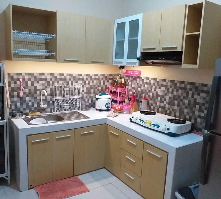 Jasa pembuatan kitchen set purbalingga