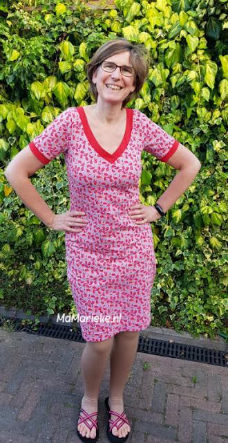 halslijn Amanda Halla patterns