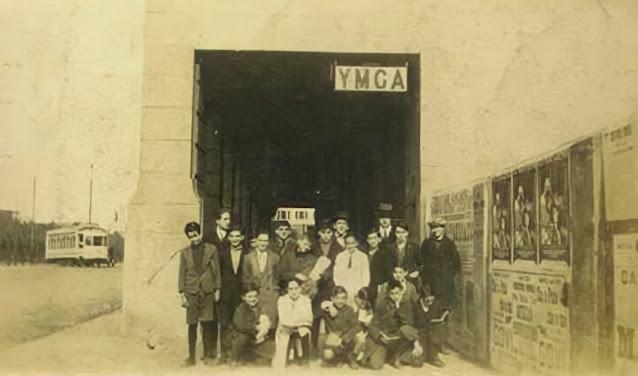 gardel gimnasio YMCA