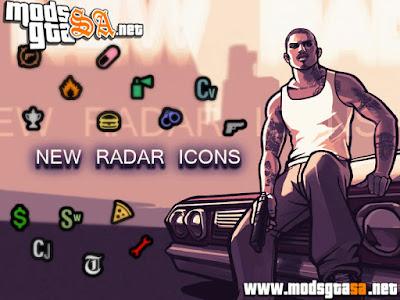Novos Ícones do Radar 2017