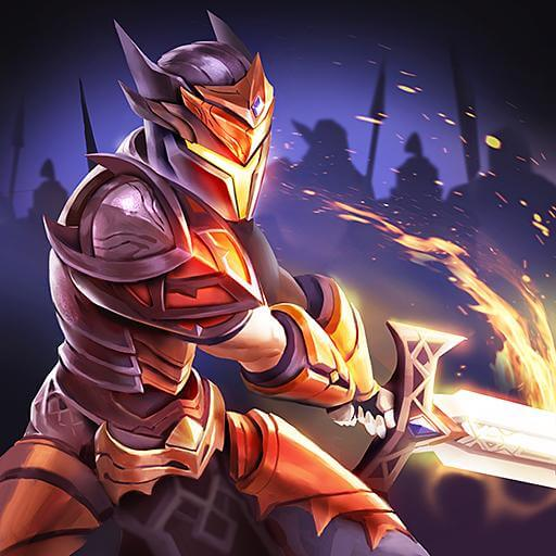 Epic Heroes War: Blade Knight vs Stickman - VER. 1.11.2.390 Unlimited (Gold - Crystals) MOD APK