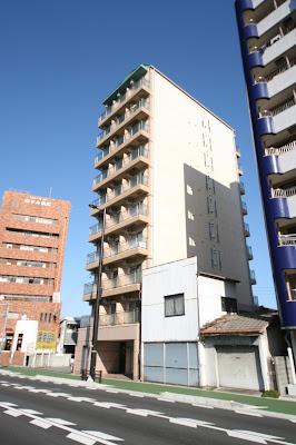 徳島 徳島大学 常三島 CELEB中徳島 一人暮らし 外観