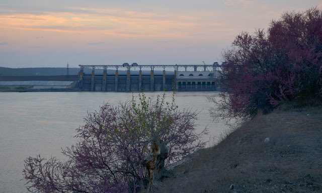 Дубоссары Днестр ГЭС