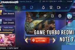 Cara Install Game Booster di Xiaomi Redmi Note 7