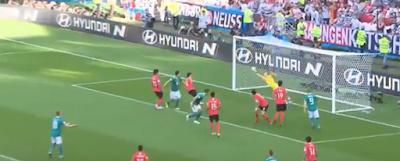 مباراة ألمانيا وكوريا الجنوبية (مونديال 2018)