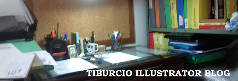 TIBURCIO ILLUSTRATOR BLOG