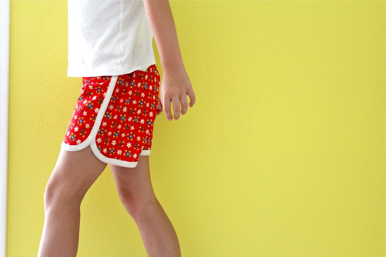 fff6b78fbc Pattern: KID Shorts—ages 12 months to 10 years – MADE EVERYDAY