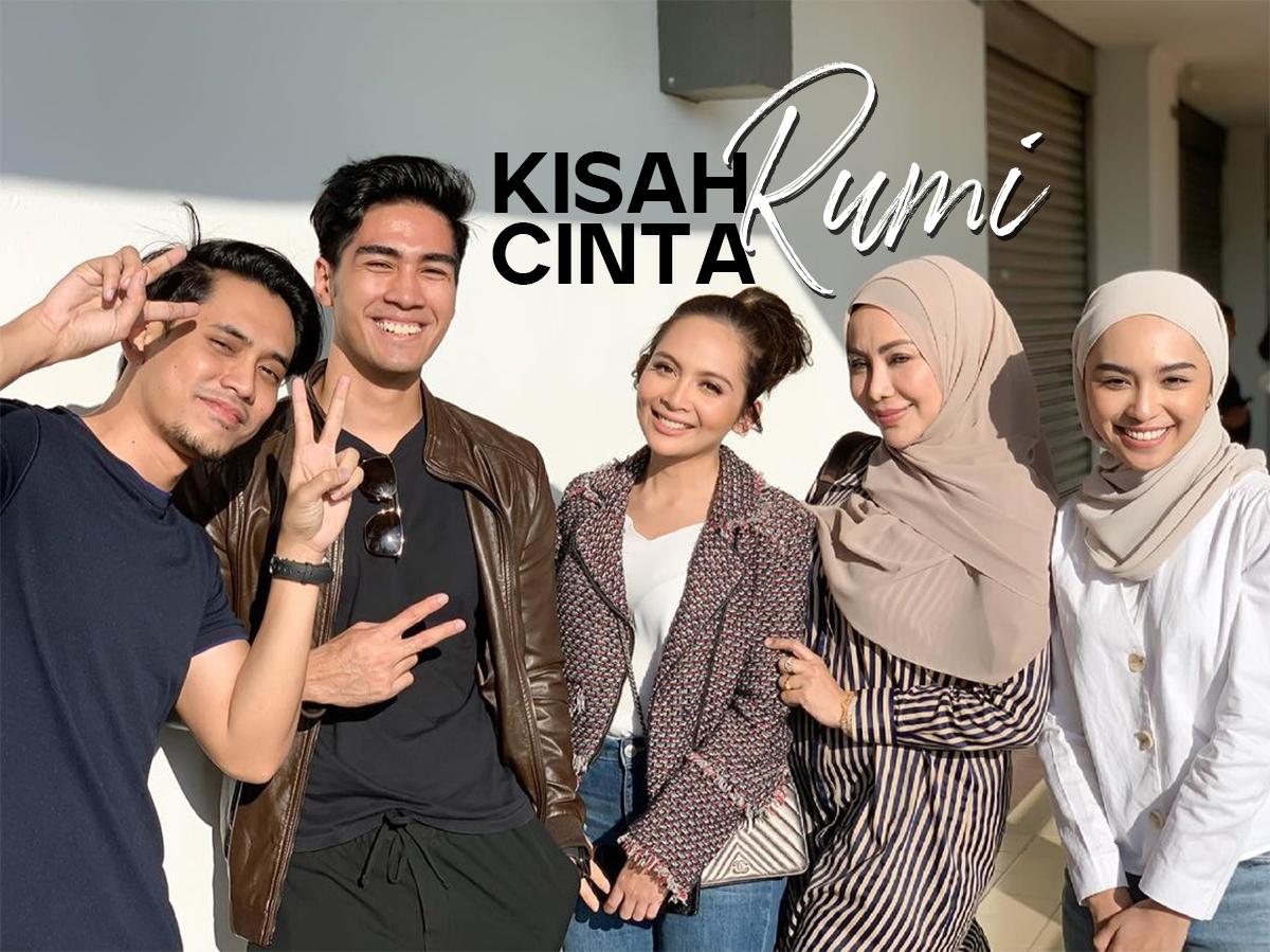 Drama Kisah Cinta Rumi tonton online