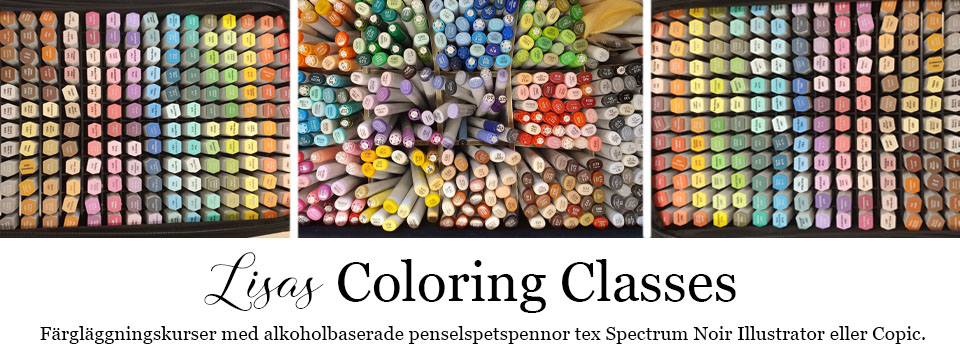 Lisas Coloring Classes
