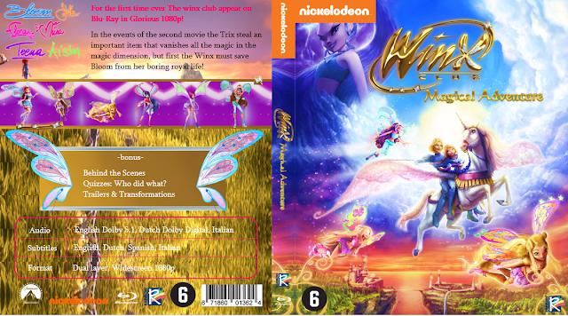 Winx Club: Magical Adventure (2010) Dual Audio [Hindi-English] Download 480p, 720p & 1080p HD