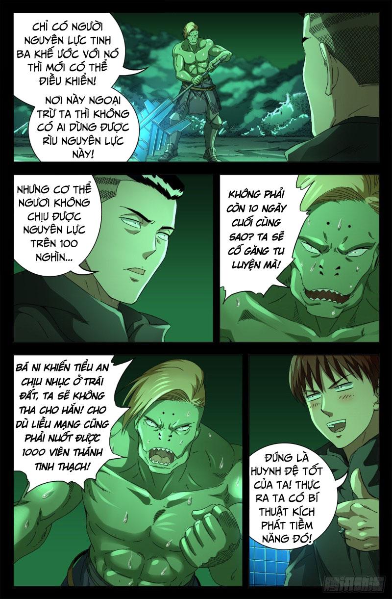 Huyết Ma Nhân chap 694 - Trang 5
