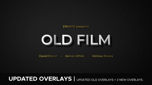 Old Film[Videohive][After Effects][24109098]
