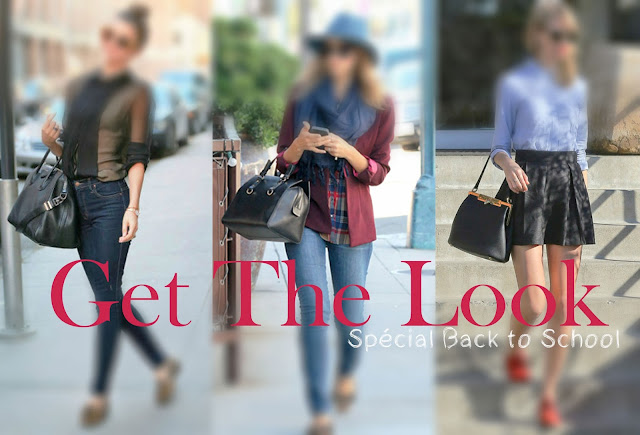 Get the look spécial Back to School 2015