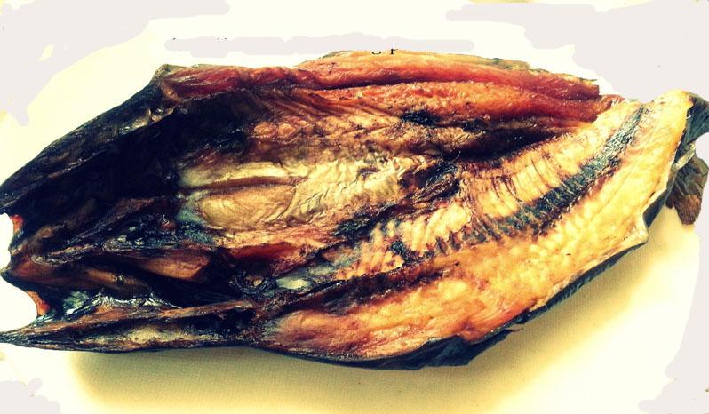Ikan Patin Salai/Asap