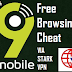 9mobile Free Browsing Cheat For september/october 2019