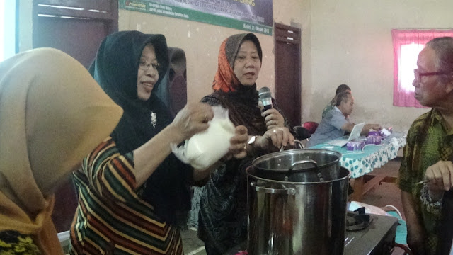 Ice Milk Steak Bakal Menjadi Idola Baru Warga Desa Jugo