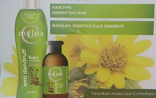 Rambut Sehat dan Kuat Dengan Perawatan Mylea Hairceutical System