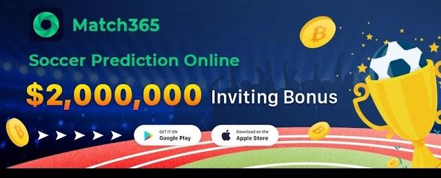 [₹600 + Proof Added] Match365 App – Refer Friends & Get Upto ₹50-250 Per Refer [Bank + Bitcoin Redeem]