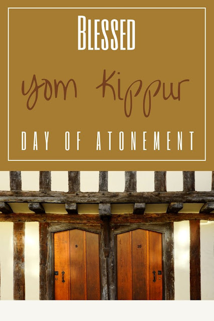 Happy Yom Kippur Festival Greeting Card | Day Of Atonement | Chag Yom Kippur Sameach | 10 Free Cute Greeting Cards