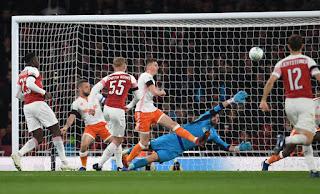 Arsenal Escape Blackpool Surprise, Get Tough Partners