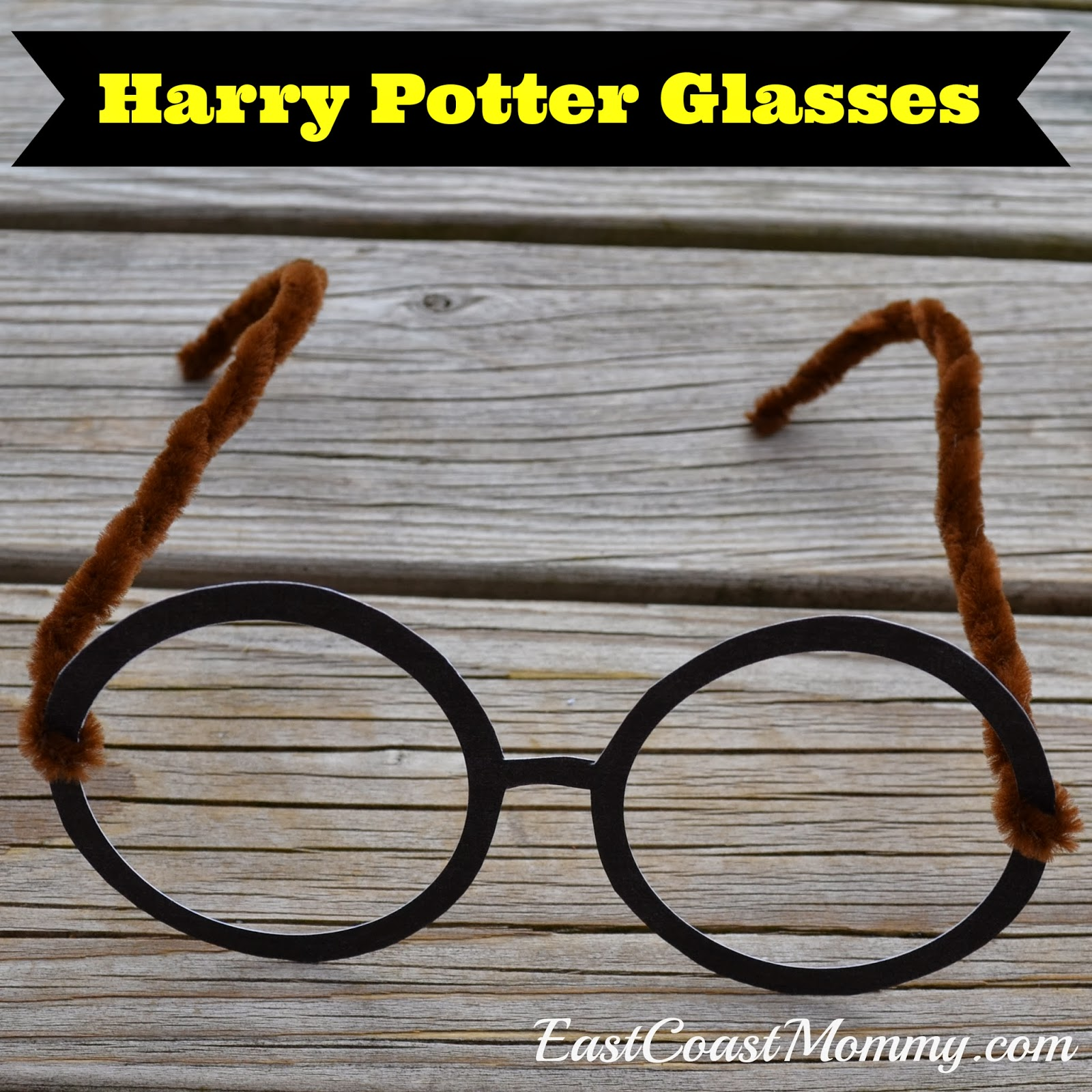 photograph about Harry Potter Glasses Printable named East Coastline Mommy: Harry Potter Gles and Ties with cost-free