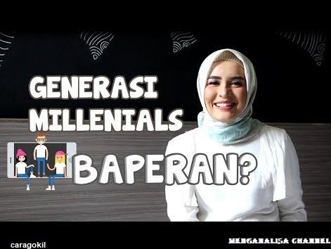 Generasi Millennials Kutu Loncat ?