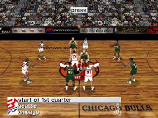 NBA Live 97 Full Game Download