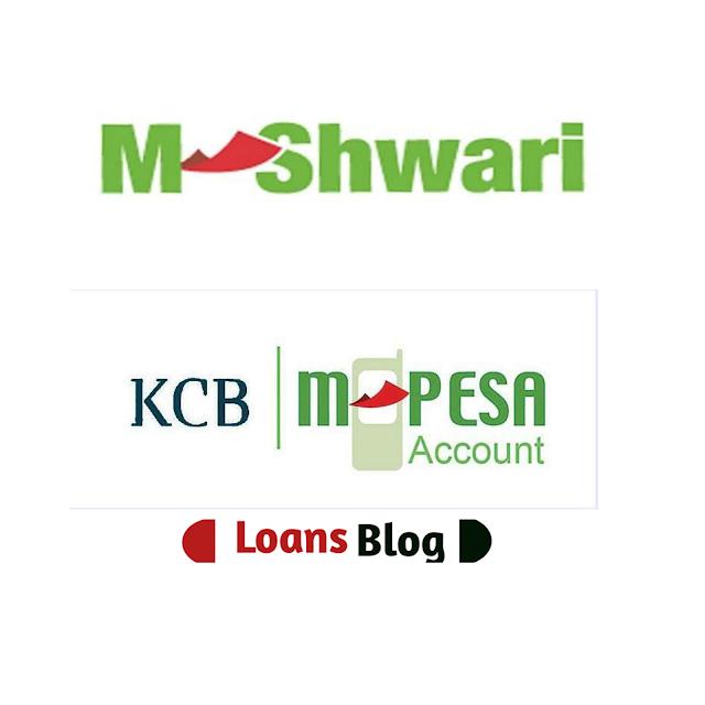 KCBMPesa and Mshwari