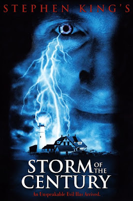 Storm of the Century Poster