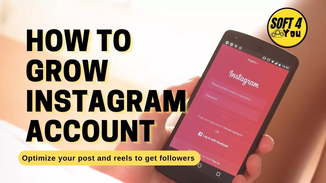 How To Grow Instagram Account