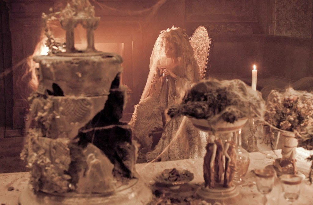 Gothic Horror: The Gothic in Great Expectations