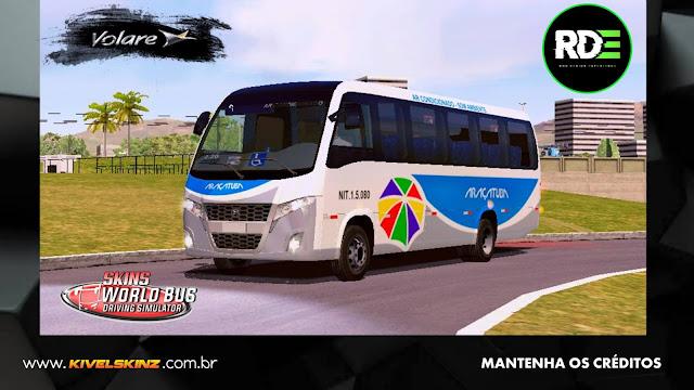 VOLARE W9 FLY - VIAÇÃO ARAÇATUBA