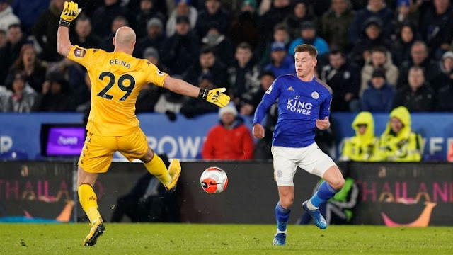 Video Leicester City 4-0 Aston Villa: Sai lầm đáng trách, Vardy rực sáng