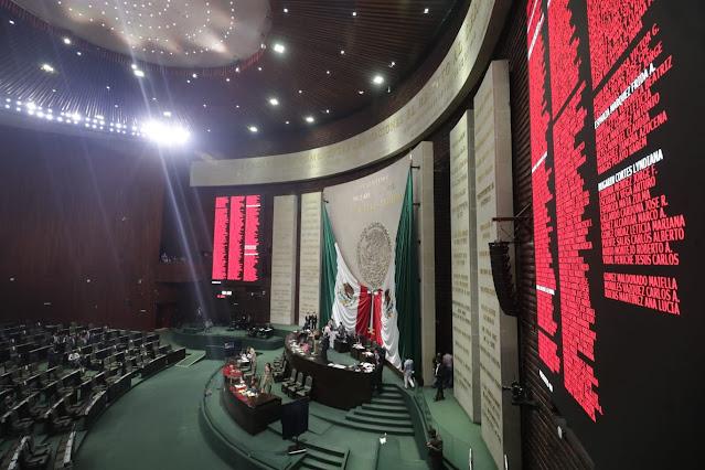 El Pleno de la Cámara de Diputados aprobó revocar acuerdo de la Sección Instructora