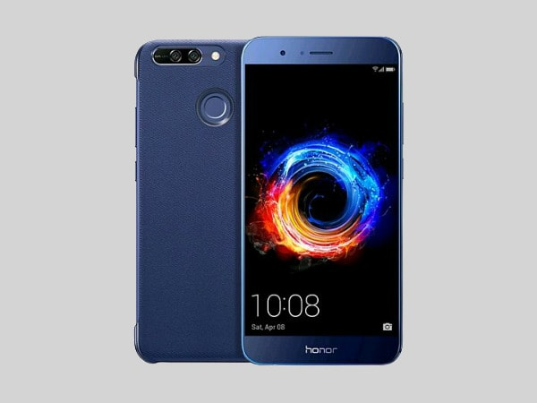 Honor 8 Pro starts getting Android 8.0 Oreo update