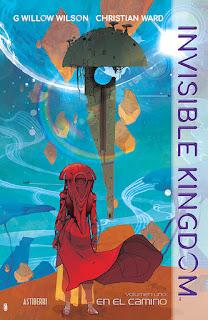 Invisible Kingdom 1. En el camino