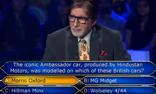 Amitabh Bachchan Asked The Unique Question In KBC New Season, Post Padhe