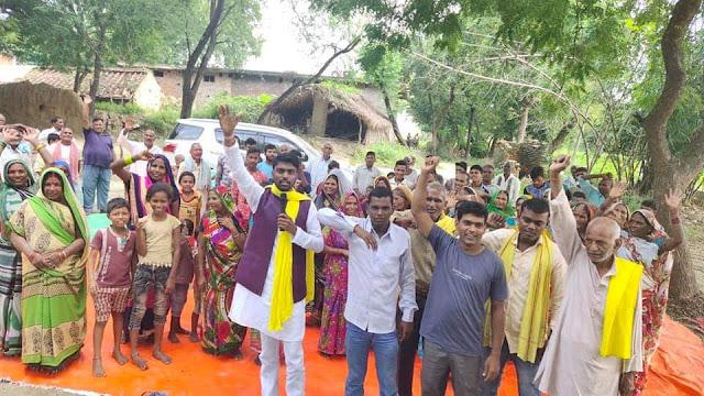 FB_IMG_1570607002598 आज 354 घोसी विधानसभा में जन चौपाल कार्यक्रम-Rajbhar IN INDIA